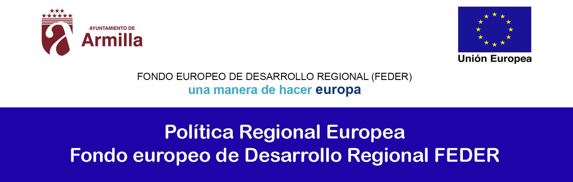 Fondos Europeos – Ayuntamiento de Armilla